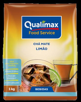 Chá Mate Limão Qualimax