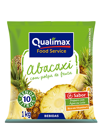 REFRESCO ABACAXI QUALIMAX