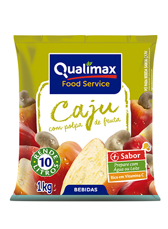 REFRESCO CAJU QUALIMAX