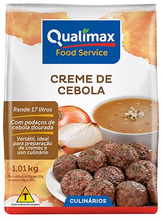 CREME DE CEBOLA QUALIMAX