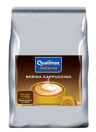 Cappuccino Qualimax 1 Kg