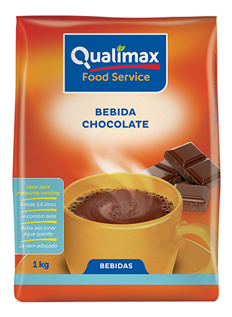 Bebida Chocolate Qualimax