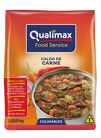 CALDO DE CARNE QUALIMAX