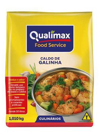 CALDO DE GALINHA QUALIMAX