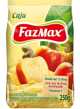 Refresco Cajú Fazmax
