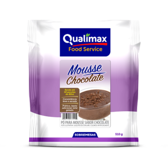 MOUSSE CHOCOLATE QUALIMAX