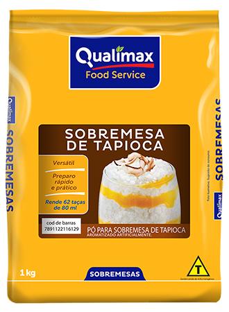 Sobremesa de Tapioca