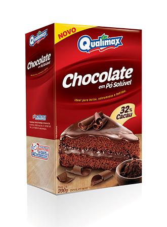 Chocolate em Pó Qualimax 32%