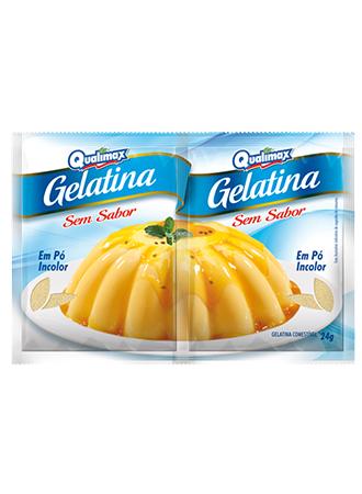 Gelatina Sem Sabor