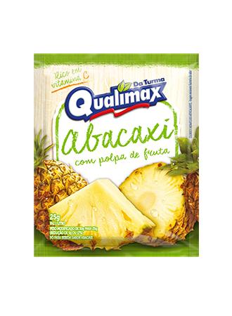 Pó Para Bebida Abacaxi Qualimax