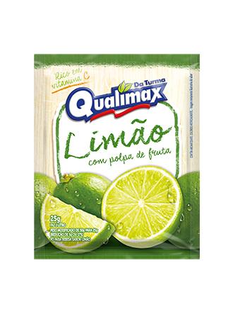 Pó Para Bebida Limão Qualimax