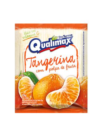 Pó Para Bebida Tangerina Qualimax