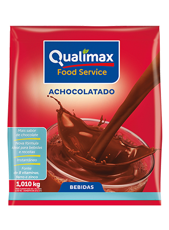 CHOCOLATE MILK QUALIMAX