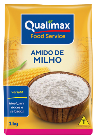 MAIZE STARCH QUALIMAX 1KG