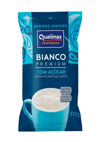SUGARED SOLUBLE MILK QUALIMAX