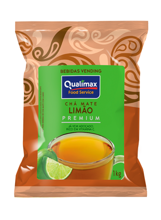 LEMON MATE TEA QUALIMAX