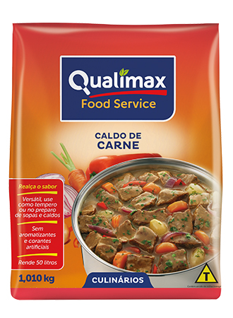 MEAT BROTH QUALIMAX