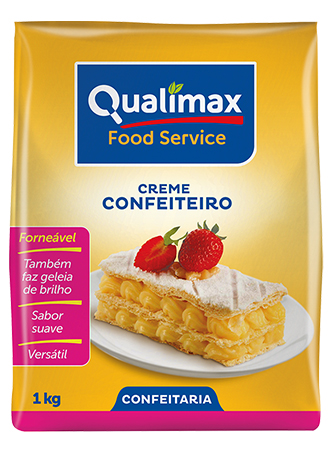 CONFECTIONER CREAM QUALIMAX