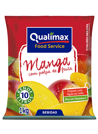 MANGO DRINKING POWDER QUALIMAX