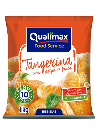 TANGERINE DRINKING POWDER QUALIMAX