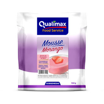 STRAWBERRY MOUSSE QUALIMAX