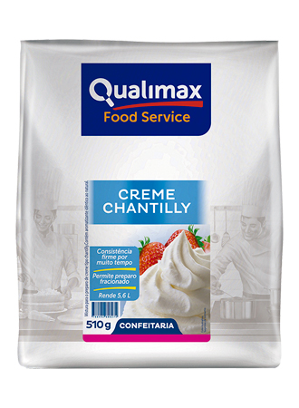WHIPPED CREAM QUALIMAX