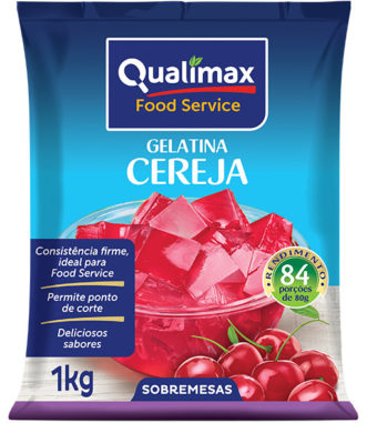 CHERRY JELLY QUALIMAX 1KG