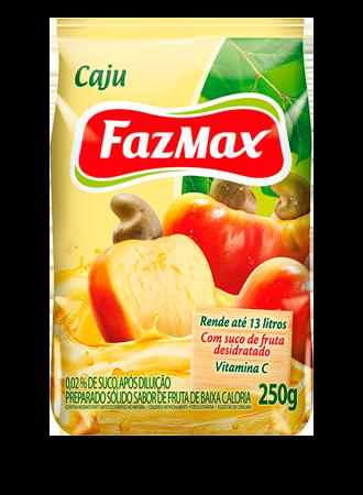 Refresco Caju Fazmax