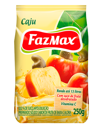 CASHEW JUICE FAZMAX