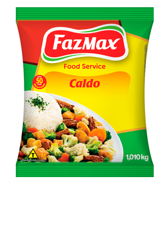 CHICKEN BROTH FAZMAX
