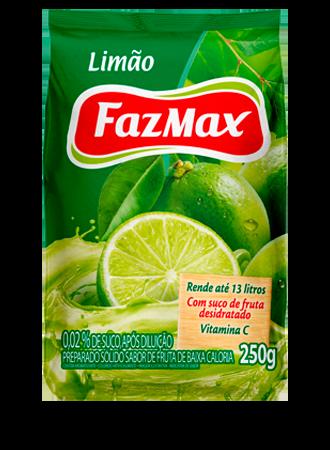 LIME JUICE FAZMAX