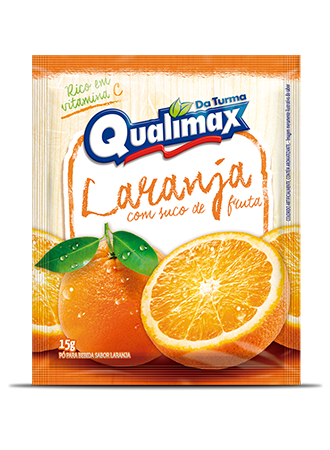 ORANGE DRINKING POWDER QUALIMAX