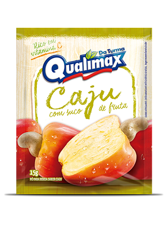 CASHEW DRINKING POWDER QUALIMAX