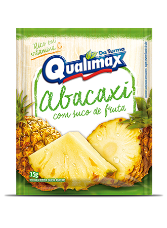 PINEAPPLE DRINKING POWDER QUALIMAX