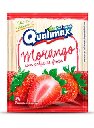 STRAWBERRY DRINKING POWDER QUALIMAX