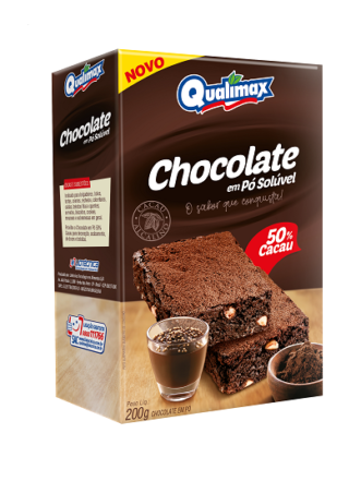Chocolate Powder 50% Qualimax